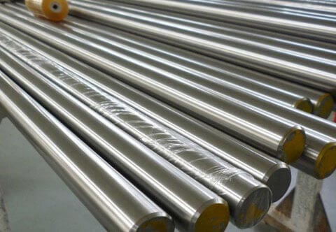 Titanium Ti-6Al-4V Alloys Round Bars