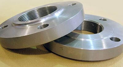 Titanium Alloy Gr.2 Threaded Flanges